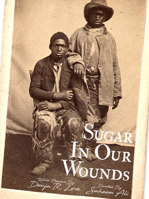 Sugar In Our Wounds Poster