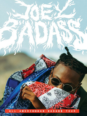 Joey Badass at The Republic
