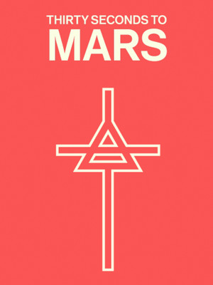 Thirty Seconds To Mars Poster