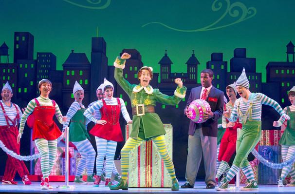 Elf, Phoenix Theatre, Phoenix