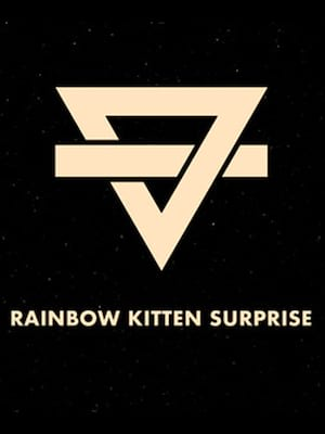 Rainbow Kitten Surprise Poster