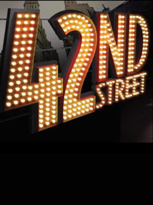 42nd Street at California Theatre Of The Performing Arts