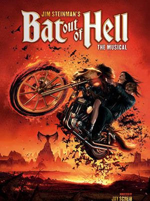 Bat Out of Hell at Belk Theatre