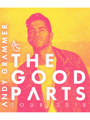 Andy Grammer at Moore Theatre