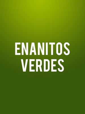 Enanitos Verdes Poster