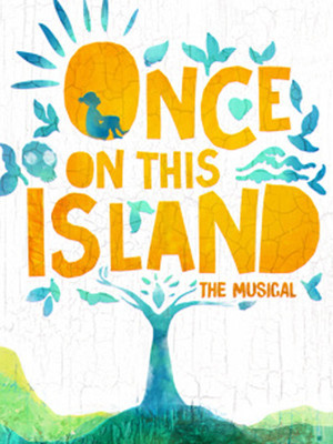 Once On This Island at Sarofim Hall