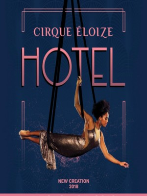 Cirque Eloize - Hotel at Wagner Noel Performing Arts Center