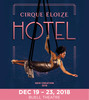 Cirque Eloize Hotel, Mccarter Theatre Center, New York