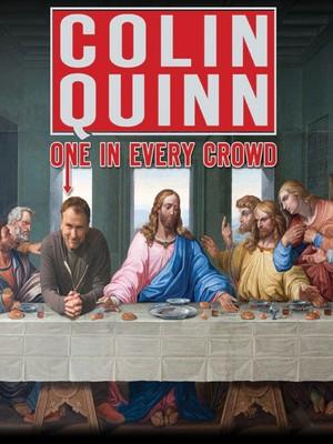 Colin Quinn at Columbus Theatre