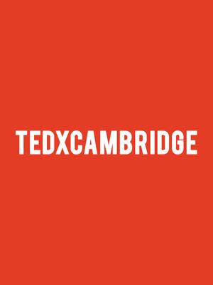 TEDxCambridge Poster