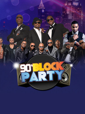 90s Block Party at Wang Theater