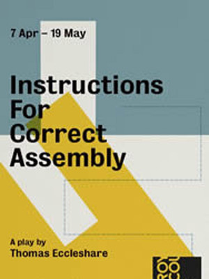 Instructions for Correct Assembly Poster