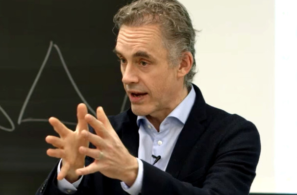 Dr Jordan Peterson, Sony Centre for the Performing Arts, Toronto