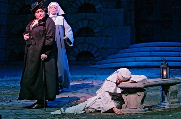 Metropolitan Opera Il Trittico, Metropolitan Opera House, New York