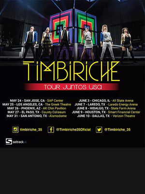 Timbiriche, Infinite Energy Arena, Atlanta