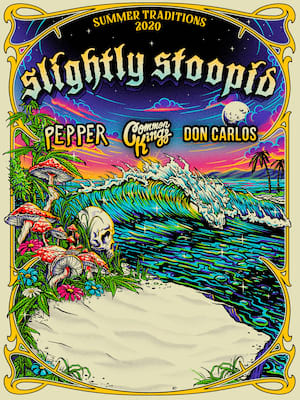Slightly Stoopid, Cuthbert Amphitheater, Eugene