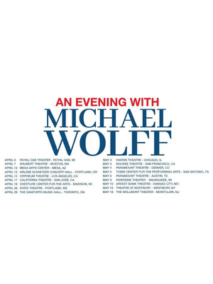 Michael Wolff Poster