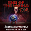 Avenged Sevenfold and Prophets of Rage, DTE Energy Music Center, Detroit