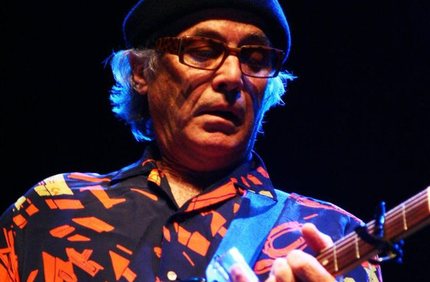 Ry Cooder, Paramount Theater, Denver