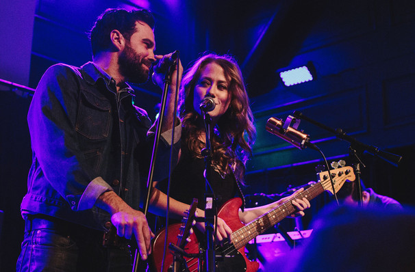 The Lone Bellow, 930 Club, Washington