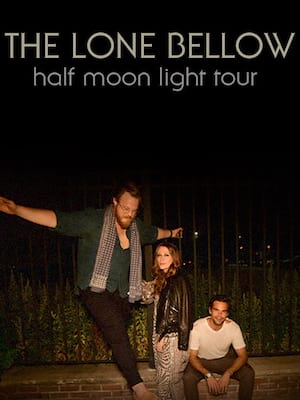 The Lone Bellow at Haw River Ballroom