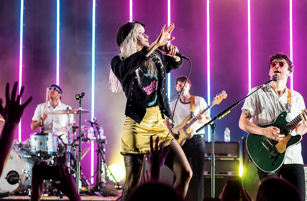 Paramore with Foster The People, Oklahoma City Zoo Amphitheatre, Oklahoma City