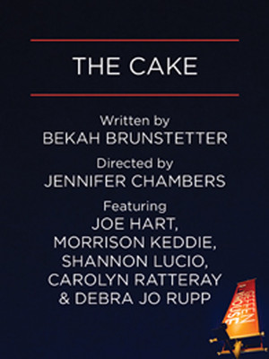 The Cake, Gil Cates Theater at the Geffen Playhouse, Los Angeles