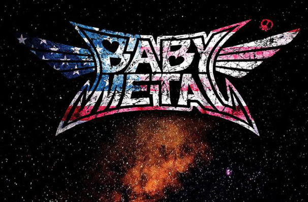 Babymetal, The Warfield, San Francisco