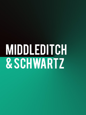 Middleditch and Schwartz at Tabernacle