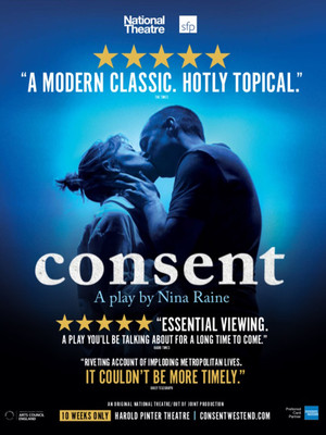 Consent at Harold Pinter Theatre
