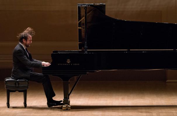 Daniil Trifonov, Isaac Stern Auditorium, New York