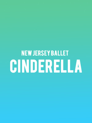 New Jersey Ballet - Cinderella at Bergen Performing Arts Center