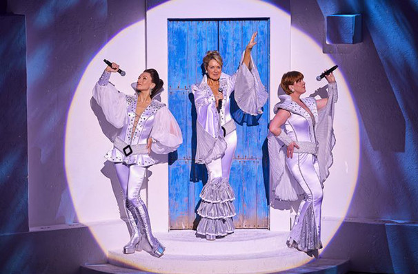 Mamma Mia! dates for your diary