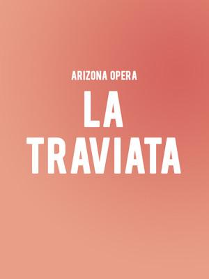 Arizona Opera La Traviata, Phoenix Symphony Hall, Phoenix
