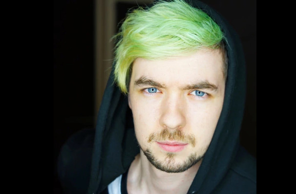 Jacksepticeye's whistlestop visit to New Orleans
