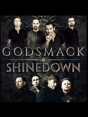 Shinedown and Godsmack Poster