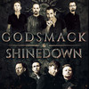 Shinedown and Godsmack, Hollywood Casino Amphitheatre IL, Chicago
