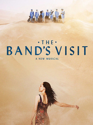 The Band's Visit at Segerstrom Hall
