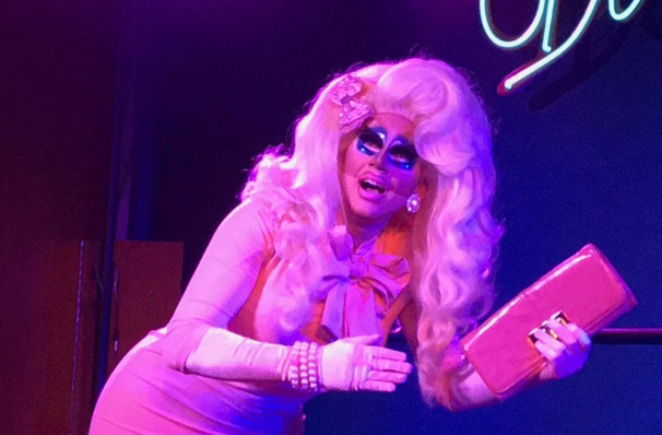 Trixie Mattel, House of Blues, San Diego