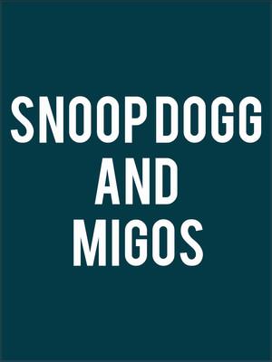 Snoop Dogg and Migos Poster