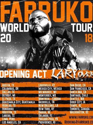 Farruko at Hard Rock Hotel and Casino