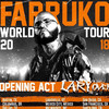 Farruko, The Novo, Los Angeles