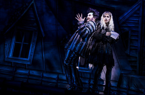 Beetlejuice, National Theater, Washington