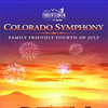 Colorado Symphony Orchestra Family Friendly Fourth of July, Fiddlers Green Amphitheatre, Denver