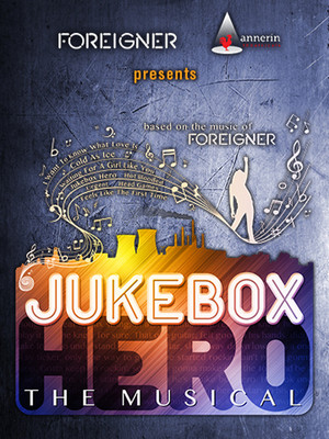 Jukebox Hero Poster