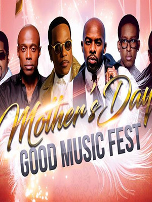 Mother's Day Good Music Fest Poster