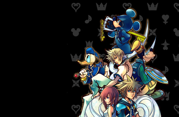 Kingdom Hearts Orchestra, Walt Disney Theater, Orlando