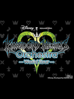 Kingdom Hearts Orchestra, Fabulous Fox Theater, Atlanta