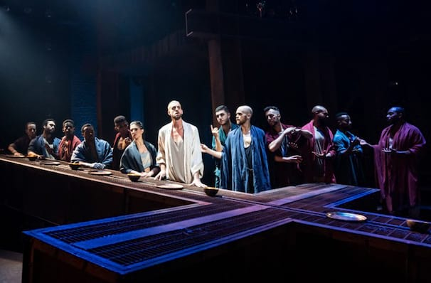 Jesus Christ Superstar, San Jose Center for Performing Arts, San Jose