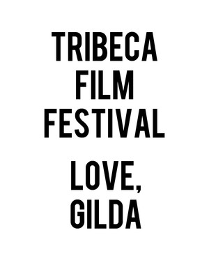 Tribeca Film Festival - Love, Gilda at Beacon Theater
